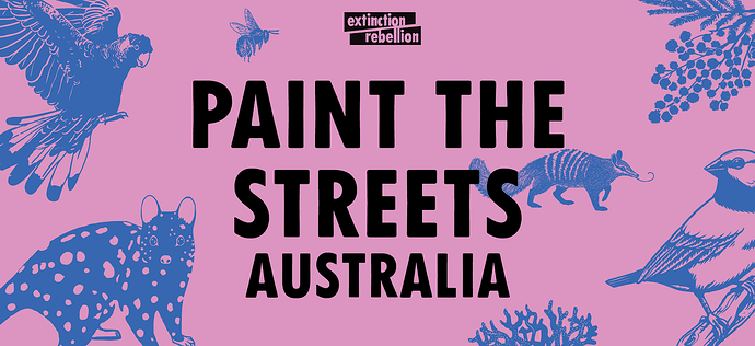 Paint the Streets Banner