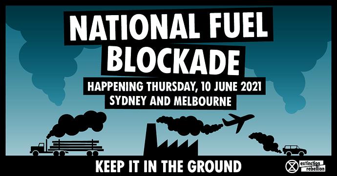 Fuel Blockade National