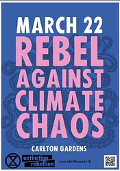 March 22 Climate Chaos with QR A3